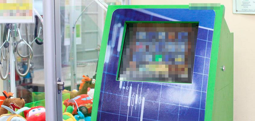 В Удмуртии запретят игровые терминалы в магазинах
