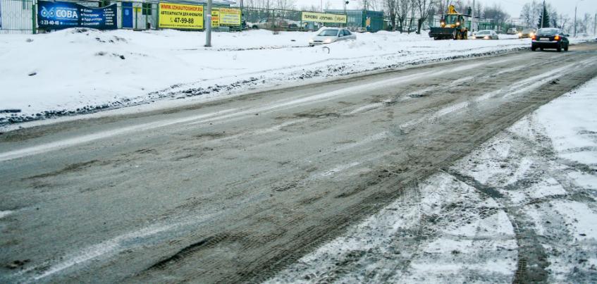 В Ижевске процесс ремонта дорог будут снимать на фото- и видеокамеры