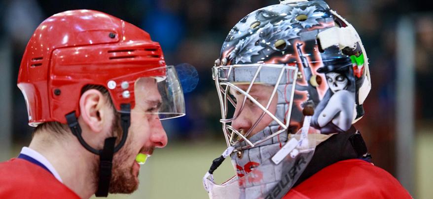 Ижевские хоккеисты взяли реванш у команды «СКА-Нева»