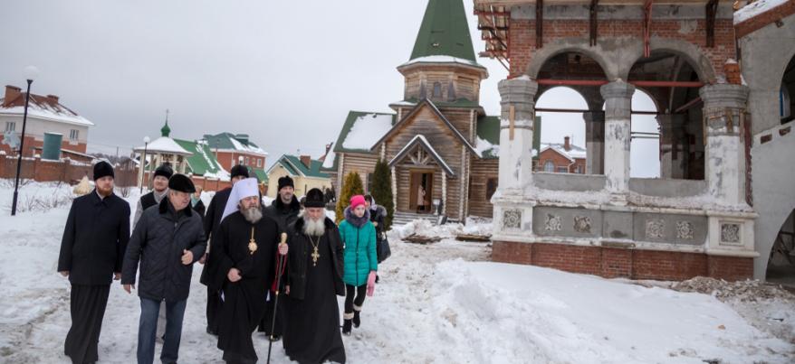 В Ижевске пустят бесплатные автобусы до Липовой рощи на освящение храма