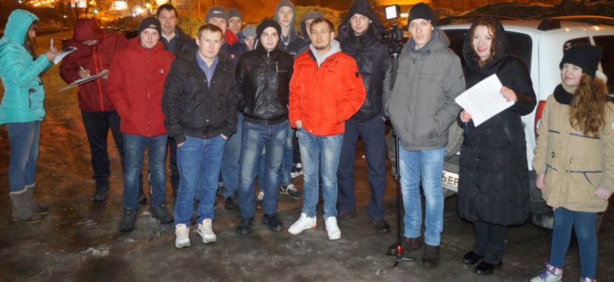 Ижевчане собираются пожаловаться в прокуратуру на плохие дороги
