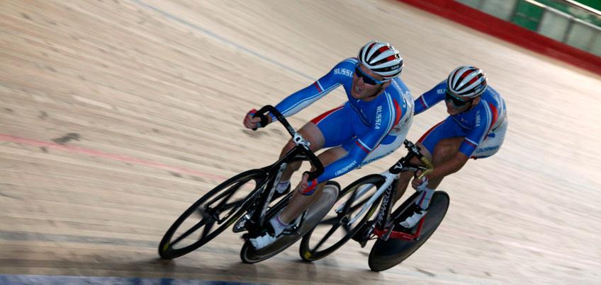 Два гонщика из Удмуртии выступят на Чемпионате Мира по велоспорту на треке