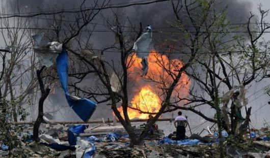 При теракте в Китае погибло более 30 человек