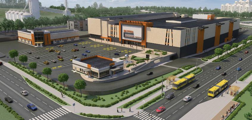 Торгово-развлекательный центр в Ленинском районе Ижевска появится в 2017 году