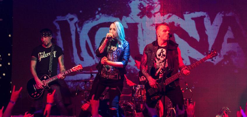 «18+» в Ижевске: 9 марта в Ижевске выступит рок-группа Louna