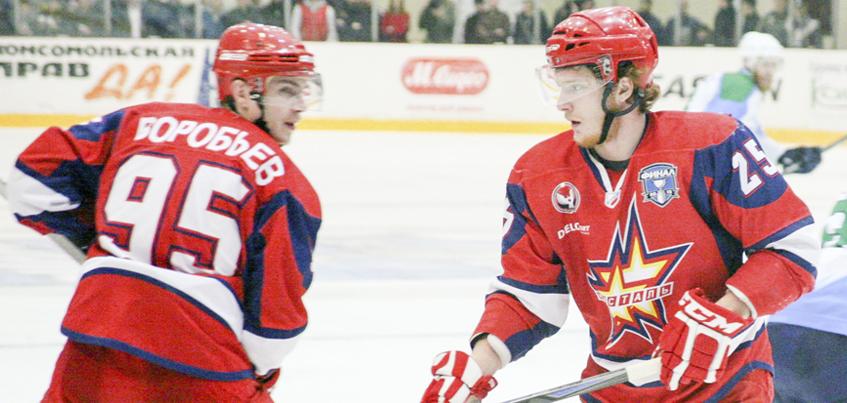Хоккеисты «Ижстали» вышли в четвертьфинал плей-офф ВХЛ