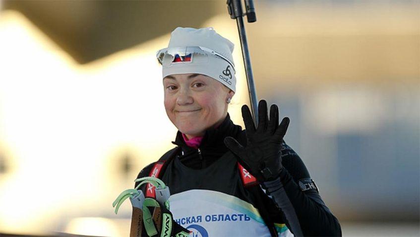 Чемпионат мира по биатлону: Юрлова заняла 21 место в гонке преследования