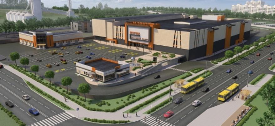 В Ленинском районе Ижевска построят ТРК с фитнес-центром и бассейном