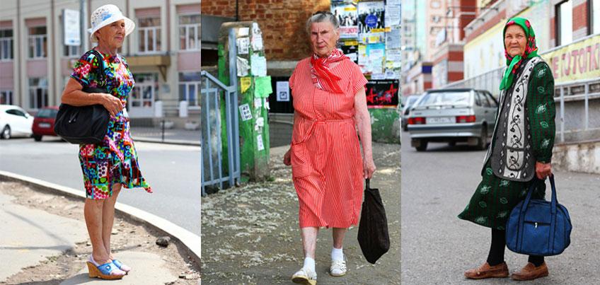 Основатель модельного агентства для пожилых пришел в восторг от ижевских бабушек