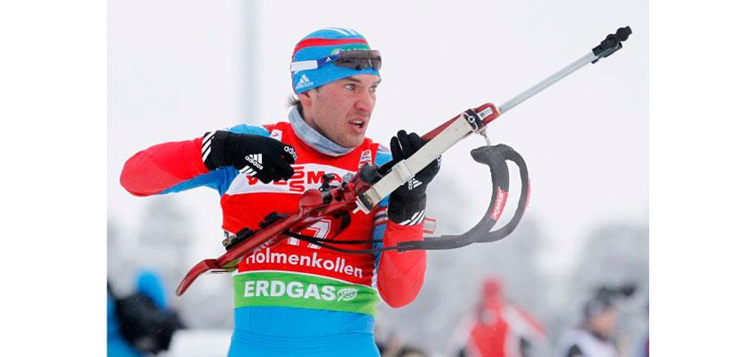 Евгений Гараничев стал восьмым в индивидуальной гонке на чемпионате мира в Холменколлене