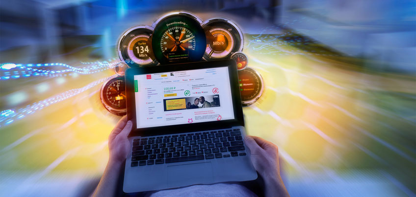 «Дом.ru» в Ижевске ускорил интернет до 200 Мбит/с