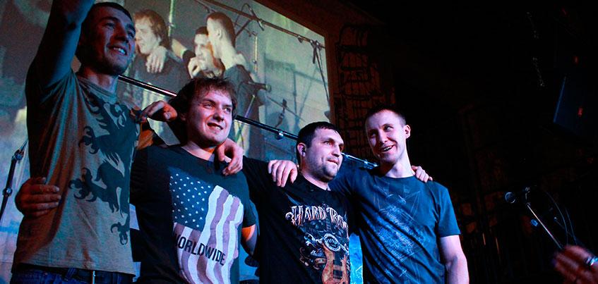 Перед концертом в Ижевске солиста рок-группы Анимация «закрыли» на сутки