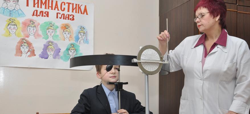 В Ижевске в двух школах и одном детсаду создали условия для детей с нарушением зрения
