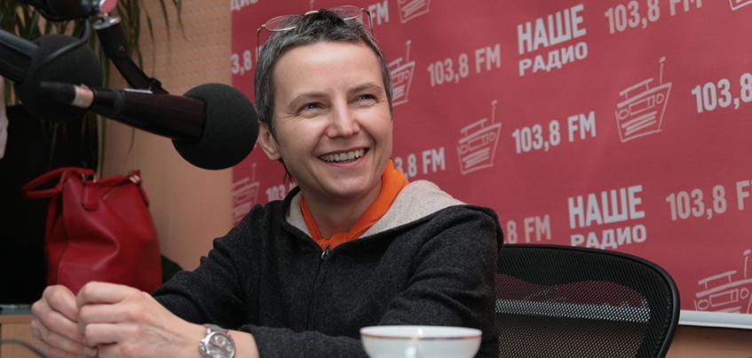 Сурганова на «Нашем радио-Ижевск»:  в каждом городе выхожу на пешие прогулки
