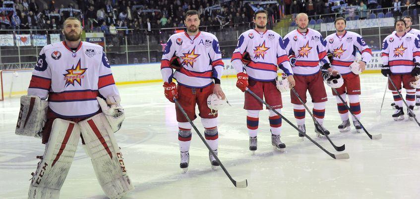 «Ижсталь» обыграла ХК «Рязань» в первом матче ¼ стадии плей-офф ВХЛ