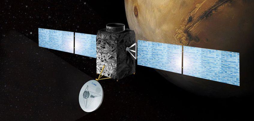 С Байконура запустили научную станцию «ЭкзоМарс-2016»