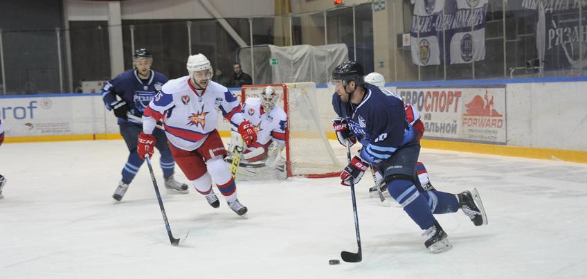 Ижевские хоккеисты разбили соперников из Рязани во второй игре четвертьфинала