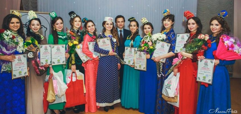 Студентка из Ижевска стала победительницей конкурса «Татар кызы-2016»