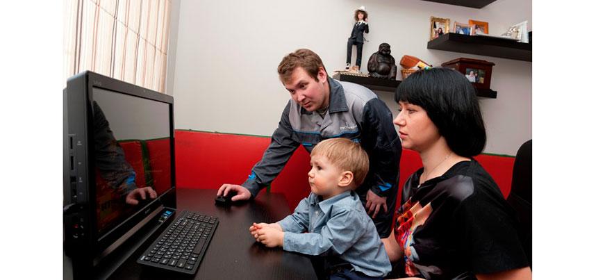 Более тысячи абонентов «Ростелекома» в Поволжье воспользовались «Скорой компьютерной помощью»