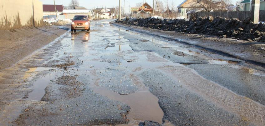 Власти Ижевска увеличат объемы ремонта дорог в 5 раз...