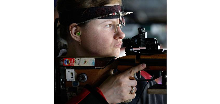 Стрелок из Удмуртии Мария Феклистова завоевала «серебро» на международных соревнованиях в Дортмунде