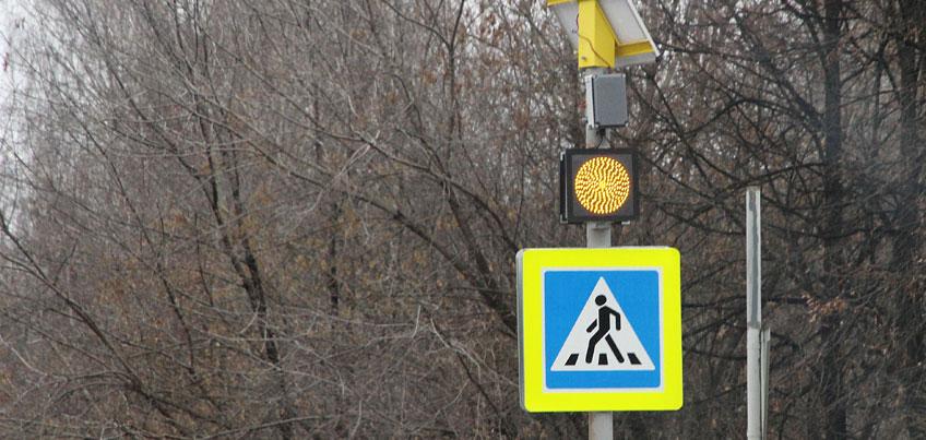 Пешеходные переходы появятся на двух улицах Ижевска