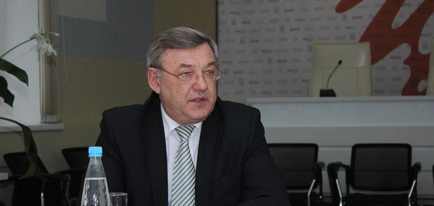 Глава Ижевска Юрий Тюрин: Условия сотрудничества с «Т-Плюс» и «УКСом» примем к 1 июля
