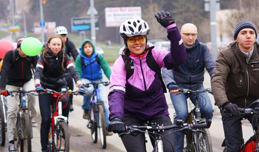 Где ижевчане могут прокатиться на велосипеде в окрестностях города