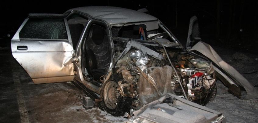 В Удмуртии скончался молодой мужчина, пострадавший в ДТП с нетрезвым водителем
