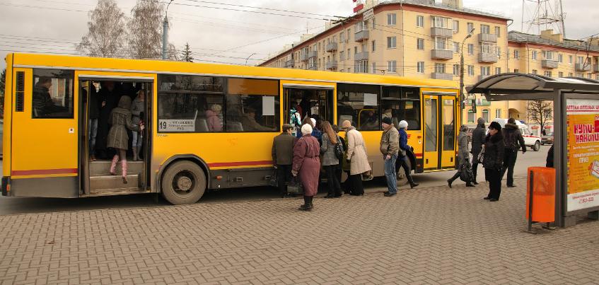 В Ижевске могут закрыть восемь автобусных маршрутов?