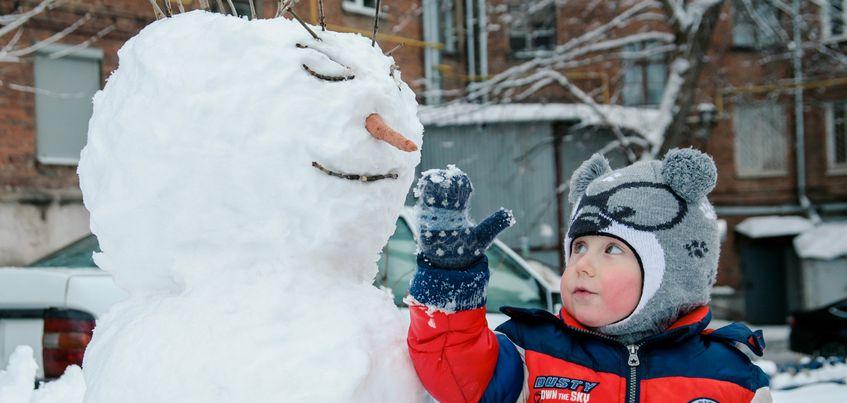 В выходные в Ижевске ожидается метель и похолодание