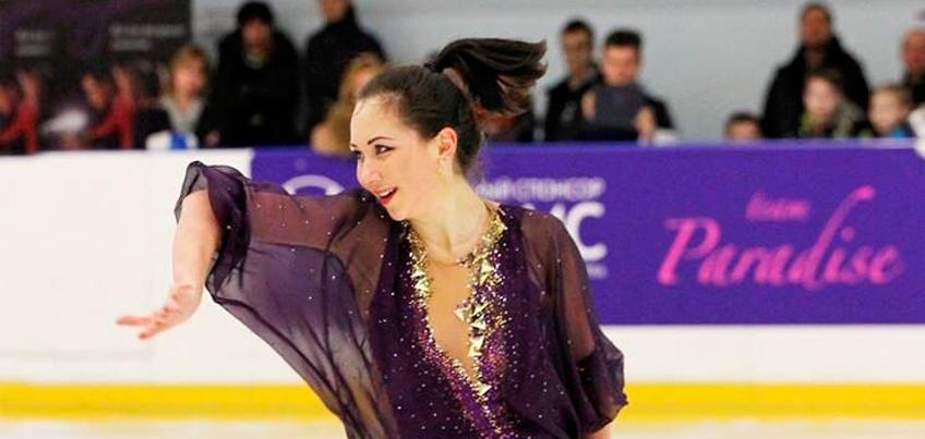 Фигуристка Елизавета Туктамышева готовится к международному турниру TeamChallengeCup