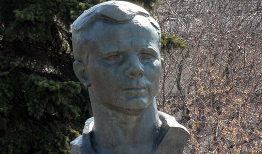 В Ижевске установят бюст Юрия Гагарина