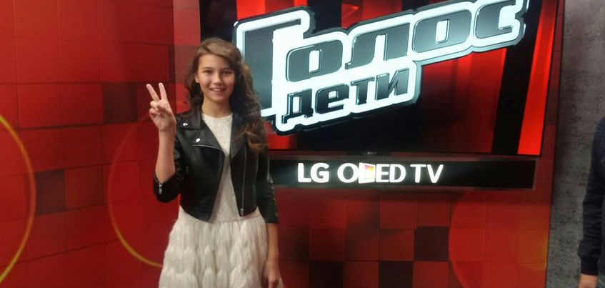 Юная ижевчанка Катя Осинцева на шоу «Голос. Дети» выбрала команду Димы Билана