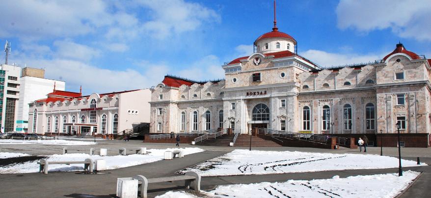 Ижевский железнодорожный вокзал присоединится к акции «Час Земли»