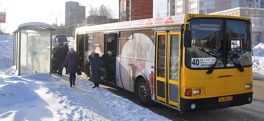 В Удмуртии проверят водителей автобусов и троллейбусов