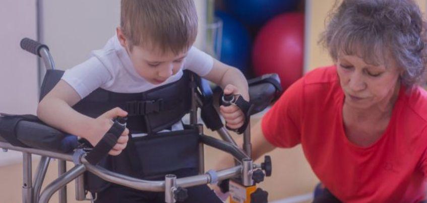 В Ижевске горожане собрали деньги на вертикализатор для детей с ДЦП