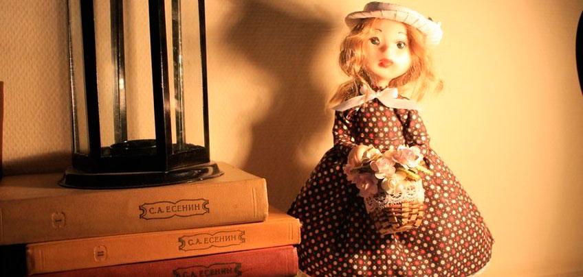 Будущий хирург из Ижевска делает кукол и отправляет их заграницу