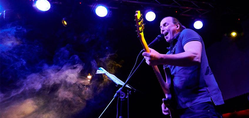 Рок-группа «Черный Обелиск» отметит в Ижевске тридцатилетие
