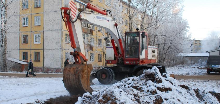 В Ижевске 47 домов остались без воды из-за аварии на трубопроводе