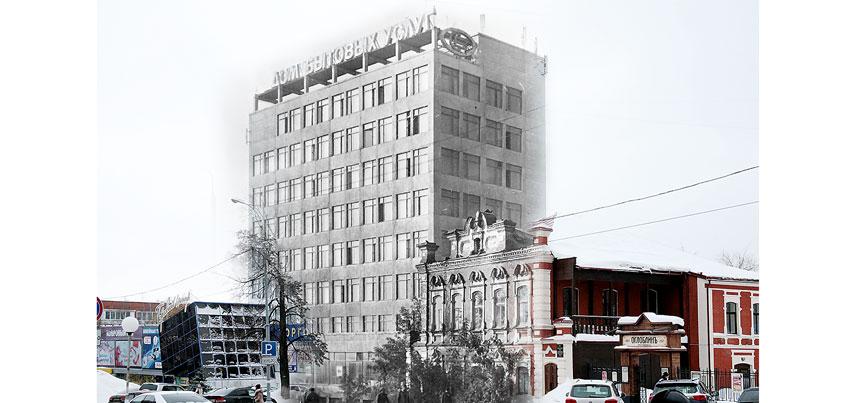 Прогулки по Ижевску: как дом Оглоблина связан с Apple и Facebook