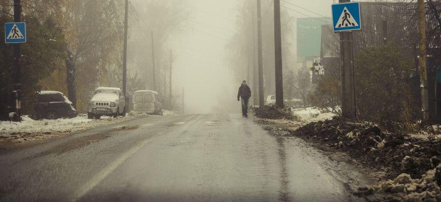 Снежная и дождливая погода сохранится в Удмуртии до конца недели