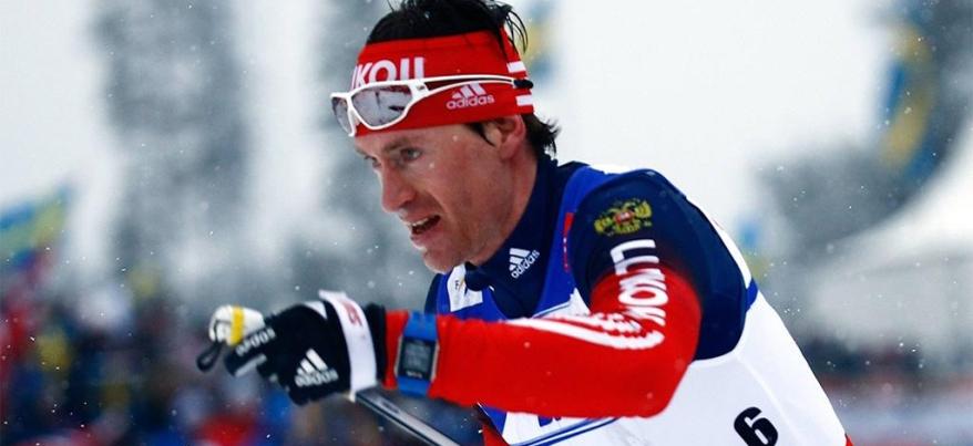 Максим Вылегжанин стал 4 в скиатлоне на чемпионате России в Тюмени