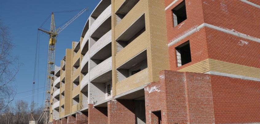 Удмуртия погасит часть долгов перед строителями