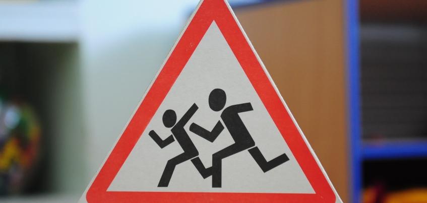 Дорожные изменения: рядом со школой № 23 появились четыре знака «Дети»