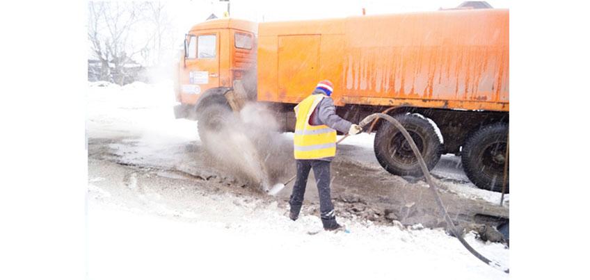 Жители улицы Партизанской в Ижевске: «Мы каждую весну тонем, сделайте нам ливневки!»
