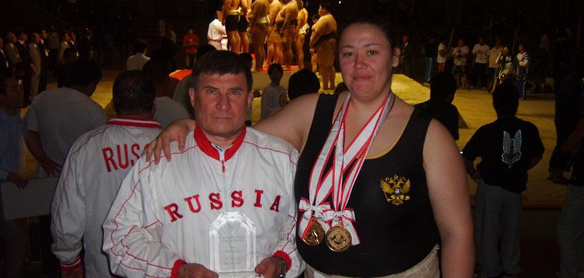 Сумоисты Удмуртии в апреле выступят на Чемпионате Европы в Польше