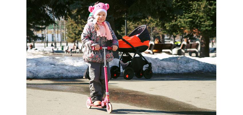 Весеннее потепление ожидается в Ижевске в выходные