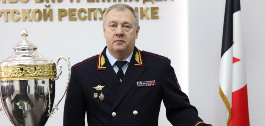 МВД по Удмуртии стало лучшим в России в 2015 году