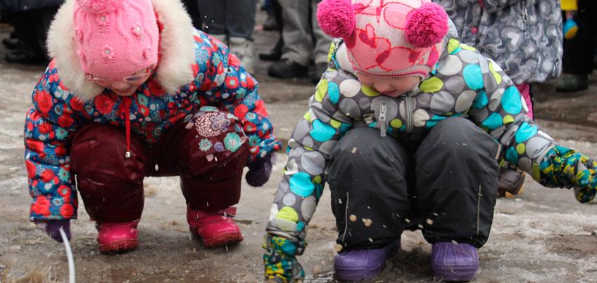 Всю неделю в Ижевске продержится теплая погода